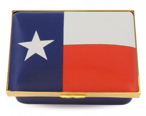 Halcyon Days The Lone Star Flag 012/10470