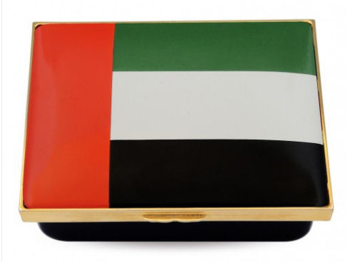 Halcyon Days United Arab Emirates Flag 012/10544