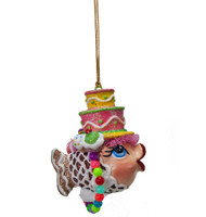 Katherine's Collection Sweet Tooth Kissing Fish Cake