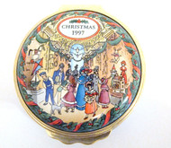Halcyon Days 1997 Christmas Box
