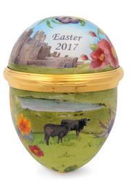 Halcyon Days 207 Easter Egg Box