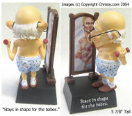 Westland Stays in Shape Figurine Coot