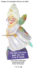 Westland Fairy Figurine Biddy