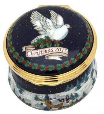 Halcyon Days 2017 Christmas Box