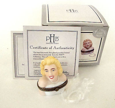 Marilyn Monroe Bust Limited Edition PHB