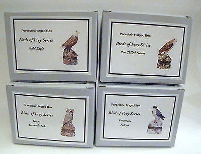 Birds of Prey Series Set of 4 PHB