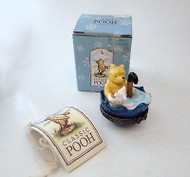 Classic POOH Pooh & Piglet Umbrella Ride PHB