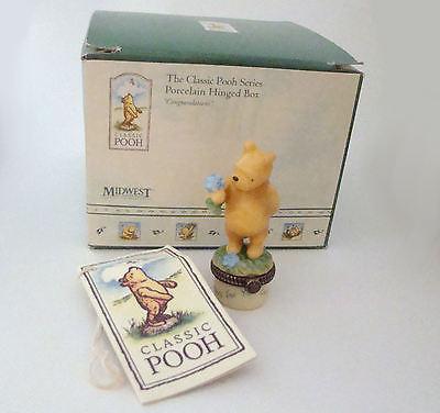 Classic Pooh Congratulations Pooh PHB