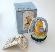 Classic POOH Pooh in Easter Basket PHB