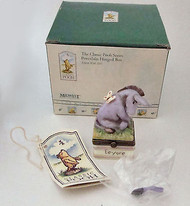 Classic Pooh Series EEYORE with Tail PHB
