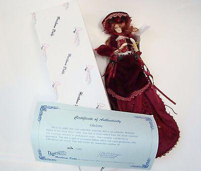 Odeletta Tassel Doll
