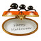 Spider On Oval - Happy Halloween Rochard Limoges Box