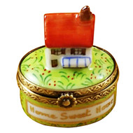 Home Sweet Home Rochard Limoges Box