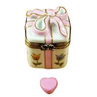 Gift Box Tulips Rochard Limoges Box