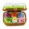 Easter Egg Box W/Eggs Rochard Limoges Box