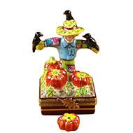Scarecrow Rochard Limoges Box