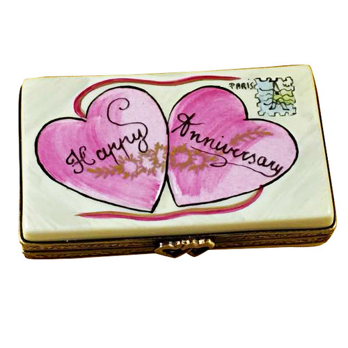 Happy Anniversary Box Rochard Limoges Box