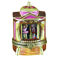 Nutcracker Theater Rochard Limoges Box