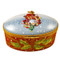 Lynn Haney - Holding On For Christmas - Studio Collection Rochard Limoges Box