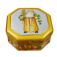 Lynn Haney - Pears Of Gold - Studio Collection Rochard Limoges Box