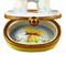 Bichon Frise W/Butterfly Rochard Limoges Box