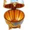 Studio Collection - Art Nouveau Egg W / Bird Rochard Limoges Box