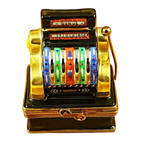 Jackpot Slot Machine Rochard Limoges Box