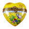 Butterfly Heart Rochard Limoges Box