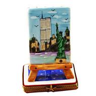 Easel - New York Rochard Limoges Box