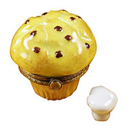 Muffin W/Chef Hat Rochard Limoges Box