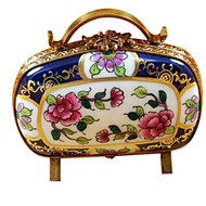 Handbag - Princess Decor Rochard Limoges Box
