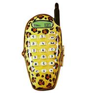 Cell Phone Leopard Rochard Limoges Box