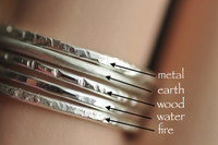 ONE(1) textured skinny sterling silver ring - stacking ring - pick your texture