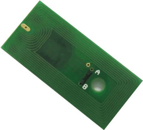 Lexmark 100XL 'A'  Yellow Replacement Chip