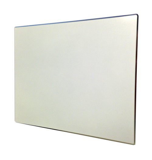 Aluminium  Board with White Face (18.8 x15 x .015cm)