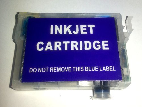 Ecosolvent Cyan Ink Cartridge for Flatbed Printer