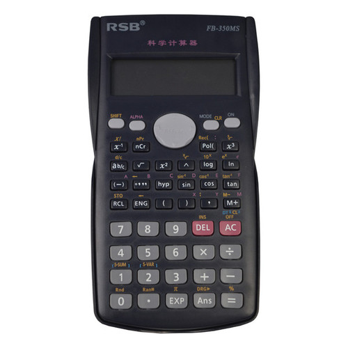 RSB Scientific Calculator 350MS