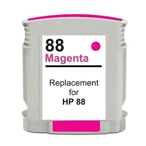 #88 Magenta High Capacity Remanufactured Inkjet Cartridge