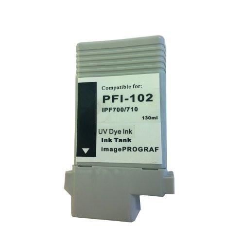 PFI-102 Yellow UV Dye Compatible Cartridge