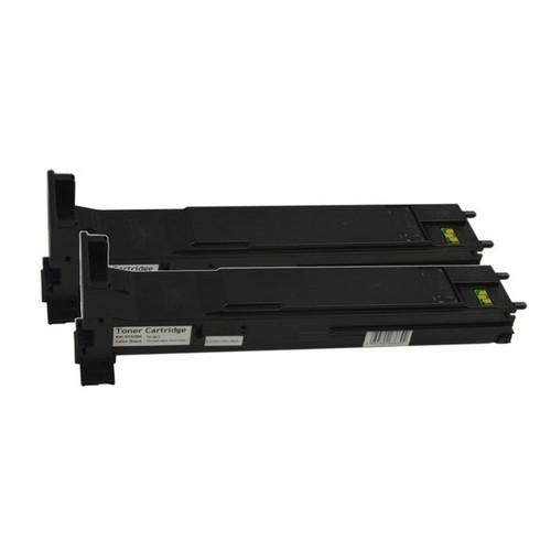 A06V193 Premium Generic Black Toner Cartridge x 2