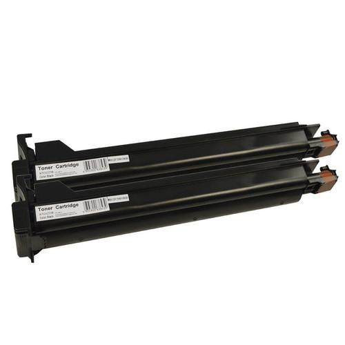 Bizhub C200 Black Premium Generic Toner Cartridge x 2