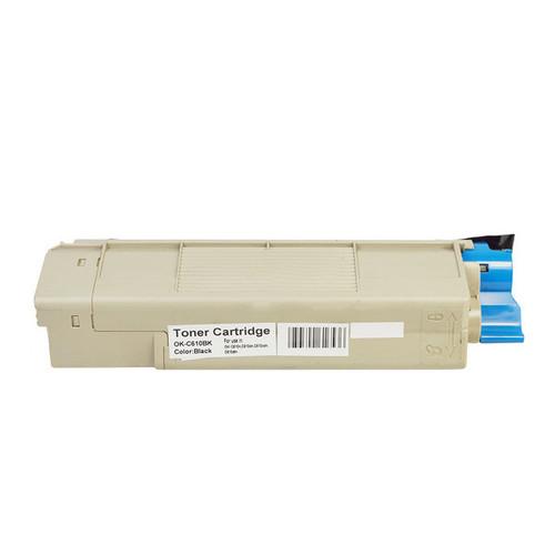 C610 44315312 Black Premium Generic Toner Cartridge