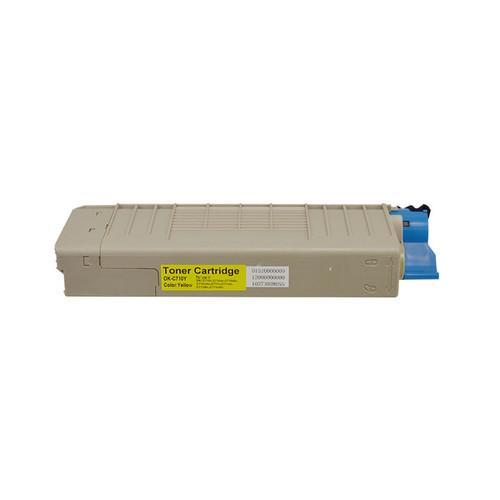 C710 Premium Generic Yellow Toner