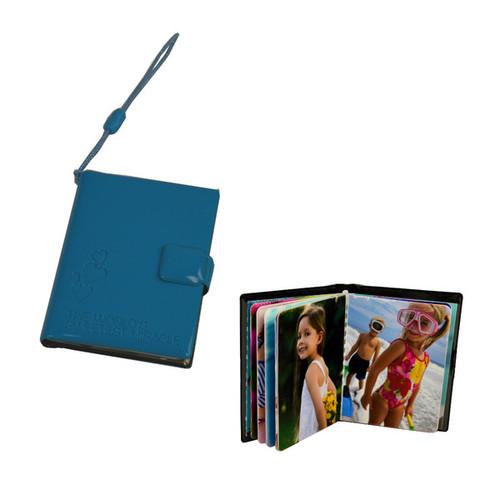 DIY Inkjet Mini Album Square - Light Blue