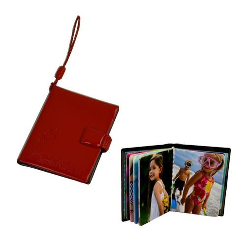 DIY Inkjet Mini Album Square - Red