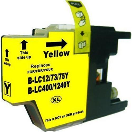 LC73XL Yellow Compatible Inkjet Cartridge