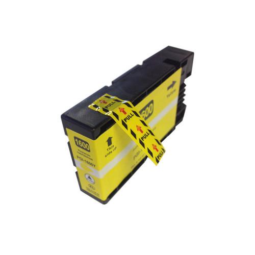 PGI-1600XL Pigment Yellow Compatible Inkjet Cartridge