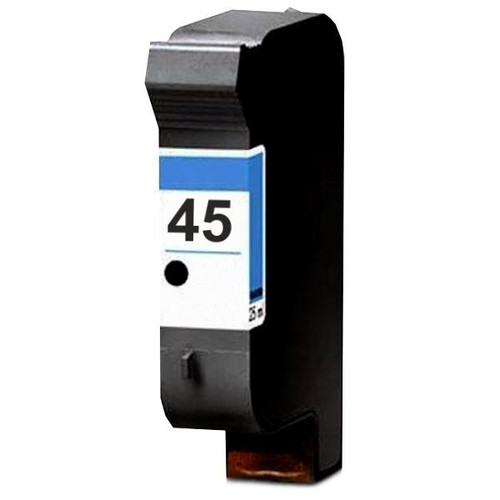 51645 #45  Remanufactured Inkjet Cartridge