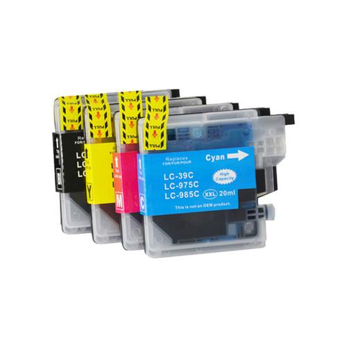 LC39 Compatible Inkjet Cartridge Set