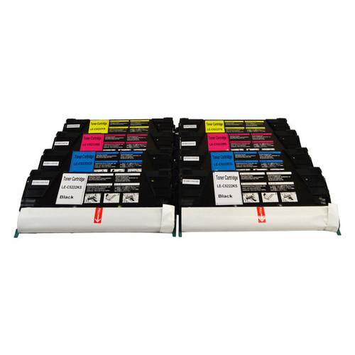 C5220 Series Generic Toner Set X 2